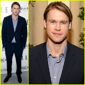 Chord Overstreet: Elle's Women in Hollywood 2013