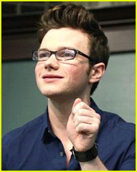 Chris Colfer Reacts To 'Glee' Final Season