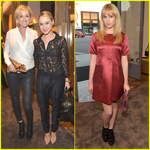 Claudia Lee & Becca Tobin: Marc Jacobs Spring/Summer 2014 Collection Preview Event
