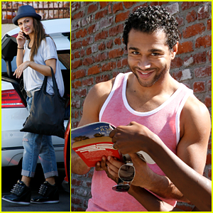 Corbin Bleu Shares 'Dancing with the Stars' Rehearsal Video