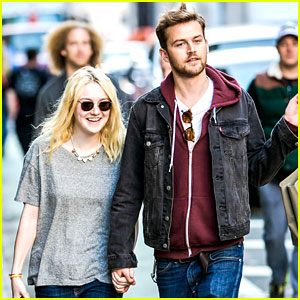Dakota Fanning & Jamie Strachan: Shopping Sweethearts