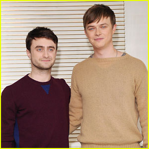 Daniel Radcliffe & Dane DeHaan: 'Kill Your Darlings' BFI Premiere