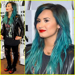 Demi Lovato: 'Demi' Promo in Brazil!
