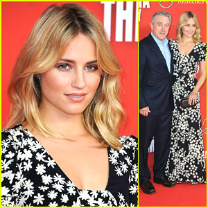 Dianna Agron: 'The Family' Premiere in Germany