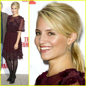 Dianna Agron: 'The Family' Photo Call in London