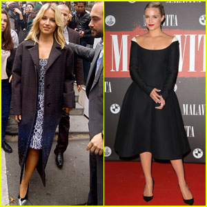 Dianna Agron: 'The Family' Paris Premiere