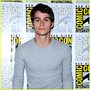 Dylan O'Brien: 'Teen Wolf' Panel at New York Comic