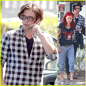 Jackson Rathbone Wife 2015