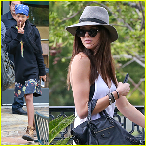 Kylie Jenner & Jaden Smith: Sushi Stop with Kendall & Willow!