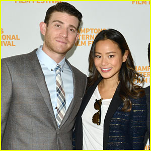 Jamie Chung & Bryan Greenberg: Hamptons International Film Festival 2013