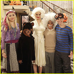 'Jessie': Monstober Season Premiere Halloween Party!