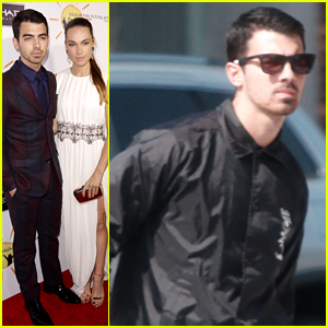 Joe Jonas & Blanda Eggenschwiler: Dream for Future Africa Gala!