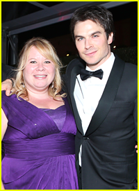 'The Vampire Diaries' Creator Julie Plec Says Horror Movies 'Scarred' Her!