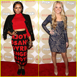 Kat Graham & Danielle Bradbery: People Mag's 'Ones to Watch' Party