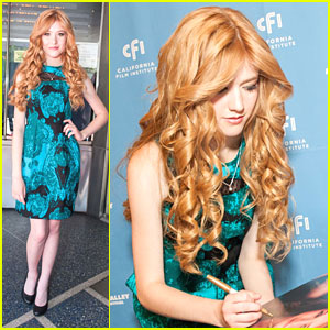 Katherine McNamara: 'Contest' Screening with Kenton Duty