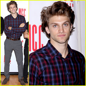 Keegan Allen: 'Small Engine Repair' Photo Call