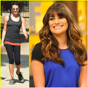 Lea Michele on 'Top Chef' - See The Pics!