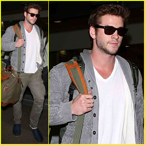 Liam Hemsworth: Knoxville Charity Honoree!
