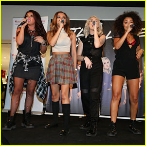Little Mix Announces 'Salute' U.S. Release Date