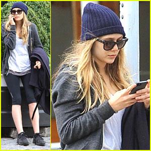Elizabeth Olsen: New 'Oldboy' Clip - Watch Now!