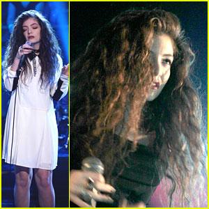 Lorde: Webster Hall Concert Pics!