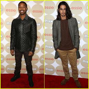 Michael B. Jordan & Avan Jogia: People Mag's 'Ones to Watch' Party