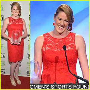 Missy Franklin: Sportswoman Of The Year!
