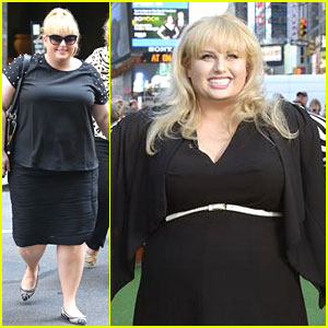 Rebel Wilson: 'Having An American Accent Hurts My Face'
