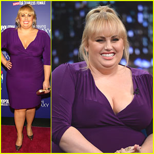 Rebel Wilson: 'Super Fun Night' with Cosmopolitan!