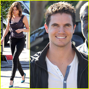 Robbie Amell Opens Up About 'Tomorrow People' Audition