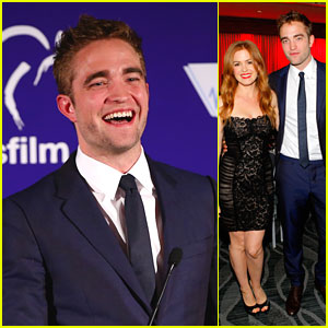Robert Pattinson: Australians In Film Awards 2013