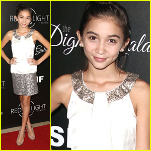 Rowan Blanchard: Dignity Gala 2013
