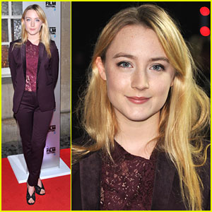 Saoirse Ronan: BFI London Film Festival Awards 2013