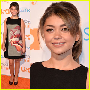 Sarah Hyland: Modern Family Fan Appreciation Celebration