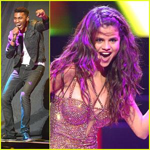 Selena Gomez: Barclays Center Concert Pics!