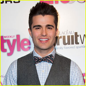 Spencer Boldman: 'Hollywood in Bright Pink' Event