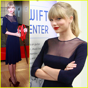 Taylor Swift Education Center Opening!