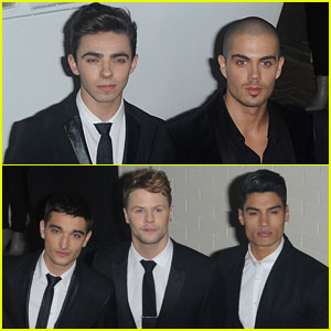 The Wanted: 'Show Me Love' Performance on 'X Factor UK' - Watch Now!
