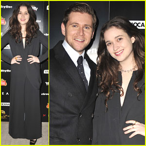Alice Englert: 'In Fear' London Premiere