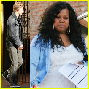 Amber Riley Reacts to 'Glee' Ending After Next Season