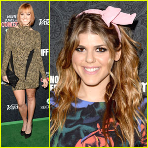 Molly Tarlov & Andrea Bowen: Variety Power of Comedy 2013