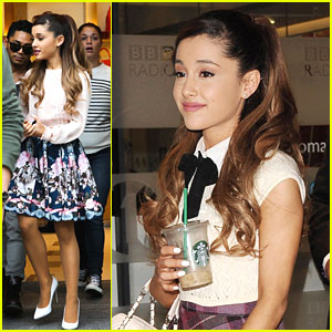 Ariana Grande: From Paris To London