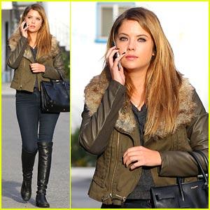 Ashley Benson: Casting Agency Cutie