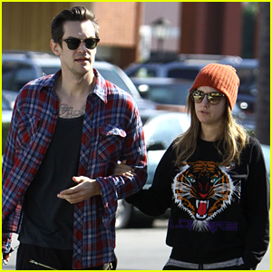 Ashley Tisdale & Christopher French: Breakfast After 'Young & Hungry' Pilot Films