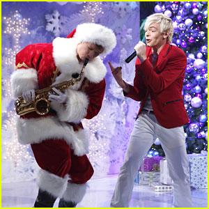'Austin & Ally' Holiday Episode TOMORROW!
