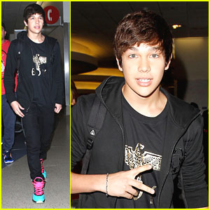 Austin Mahone: 'Thanks to My Mahomies!'
