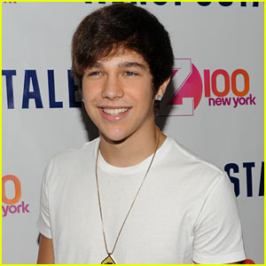 Austin Mahone: TeenNick Halo Awards 2013 Performer!