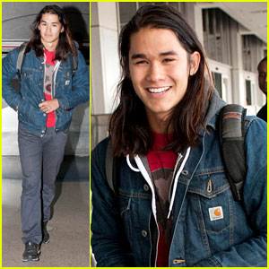 Booboo Stewart Headed to Oz Comic-Con 2014