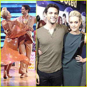 Brant Daugherty & Peta Murgatroyd: GMA Stop After DWTS Elimination