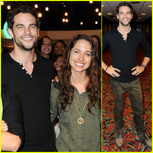Brant Daugherty: 'Starving Games' Meet & Greet